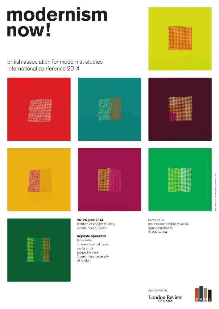 BAMS 2014 programme