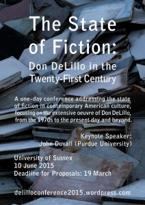 The State of Fiction Poster